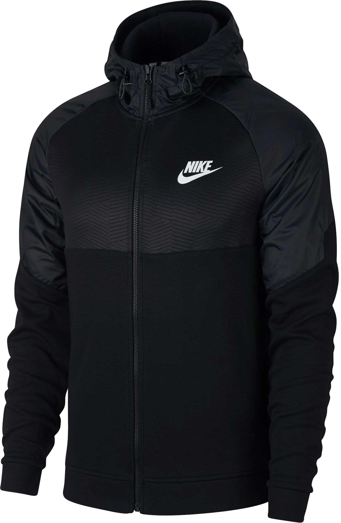 Nike Men s Sportswear Advance 15 Full Zip Hoodie 3c790e5ec09