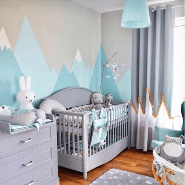 Amazing Nursery Ideas for the most beloved Kid Home