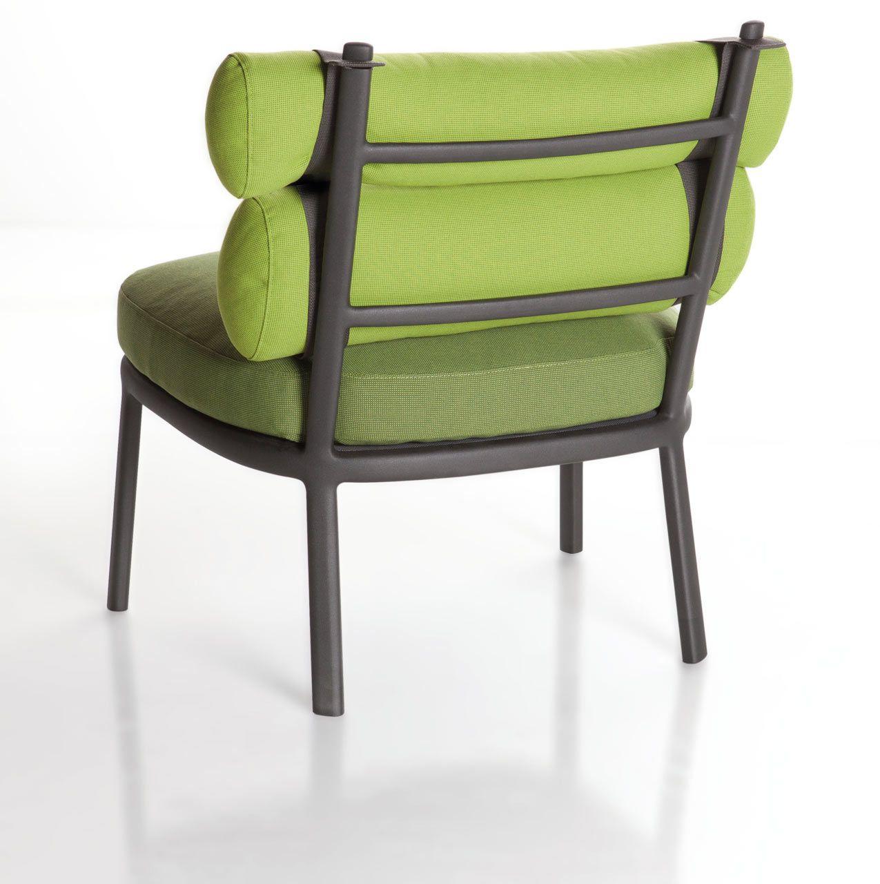 Genial Kettal Roll Chair Patricia Urquiola 3 Fauteuil, Chaises Du0027