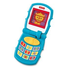 Fisher Price Friends Friendly Flip Phone