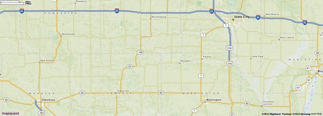 MapQuest Maps - Driving Directions - Map | Favorite Places & Spaces ...