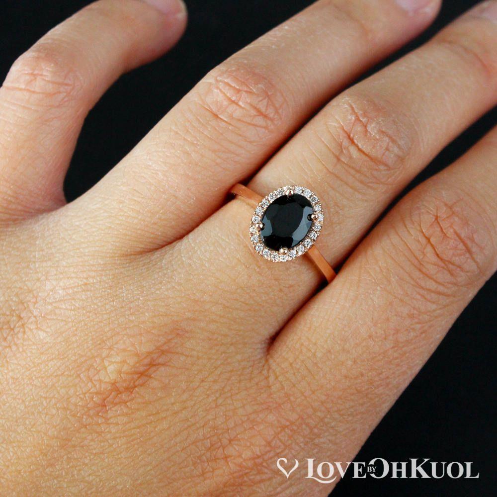 Pin On Black Tourmaline Gemstone Rings