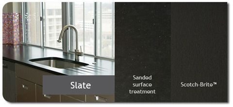 PaperStone Panel | Green Countertops Direct/slate
