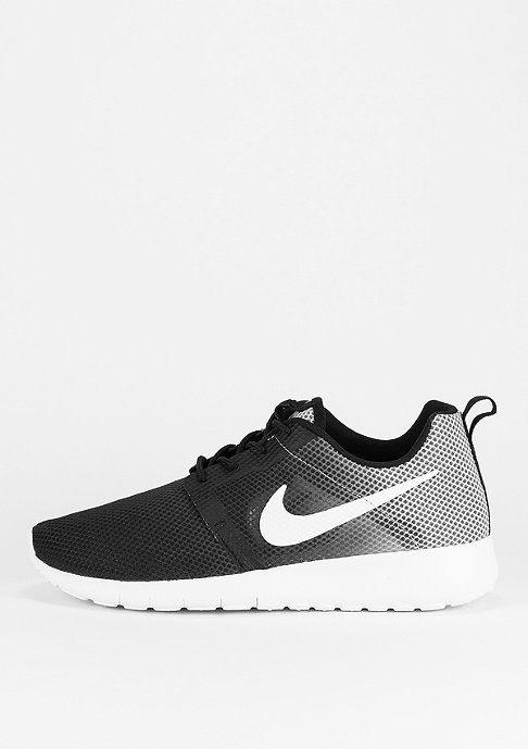 nike laufschuh roshe run black/white/cool grey