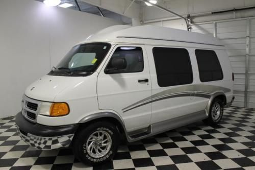 2002 Dodge Ram Van 1500 109 WB Conversion Bright White