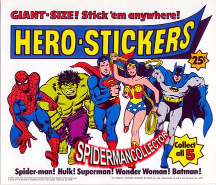 During The Late 70 S It Was Spider Man The Hulk Superman Wonder Woman And Batman As The Most Popular Super H Comic Books Vintage Cartoon Superhero