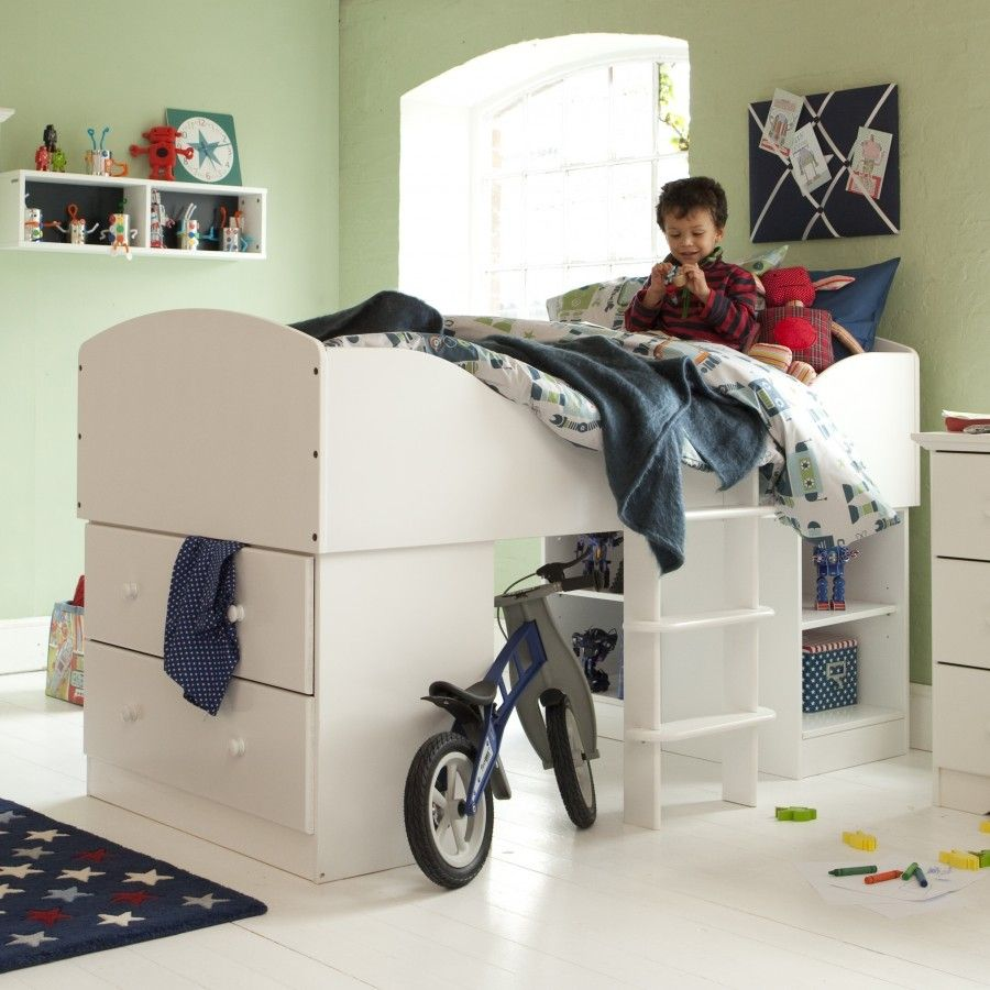 Key West Cabin Bed | Space Saving Cabin Beds for Boys \u0026 Girls | ASPACE & Key West Cabin Bed | Space Saving Cabin Beds for Boys \u0026 Girls ...