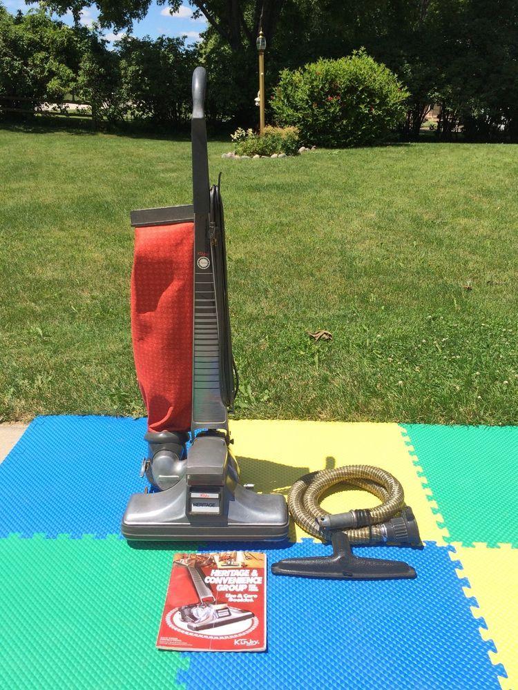 Works Perfectly Vintage Kirby Heritage 1 Hd Upright Heavy Duty Vacuum Cleaner Vacuum Cleaner Vacuums Kirby