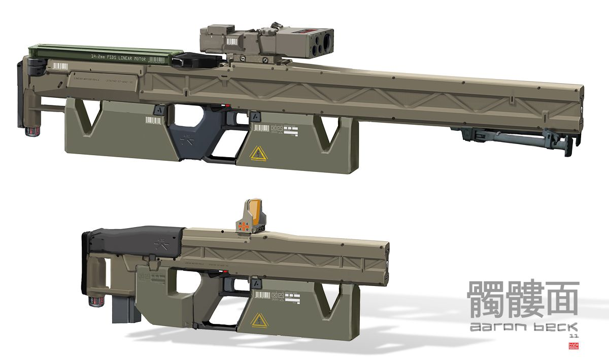Future Concept Guns See full sized image