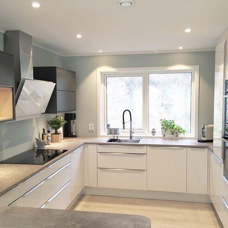 beton look arbeitsplatte k che kitchen pinterest k che neue k che und k chen ideen. Black Bedroom Furniture Sets. Home Design Ideas