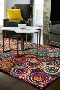 Love this rug! #decor #home