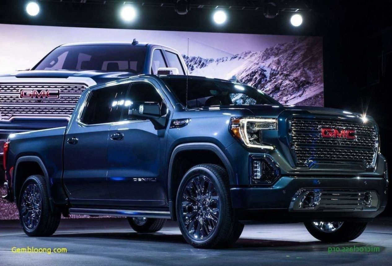 Is Gmc Colors For 2020 Still Relevant Gmc Trucks Gmc Denali Gmc Sierra Denali