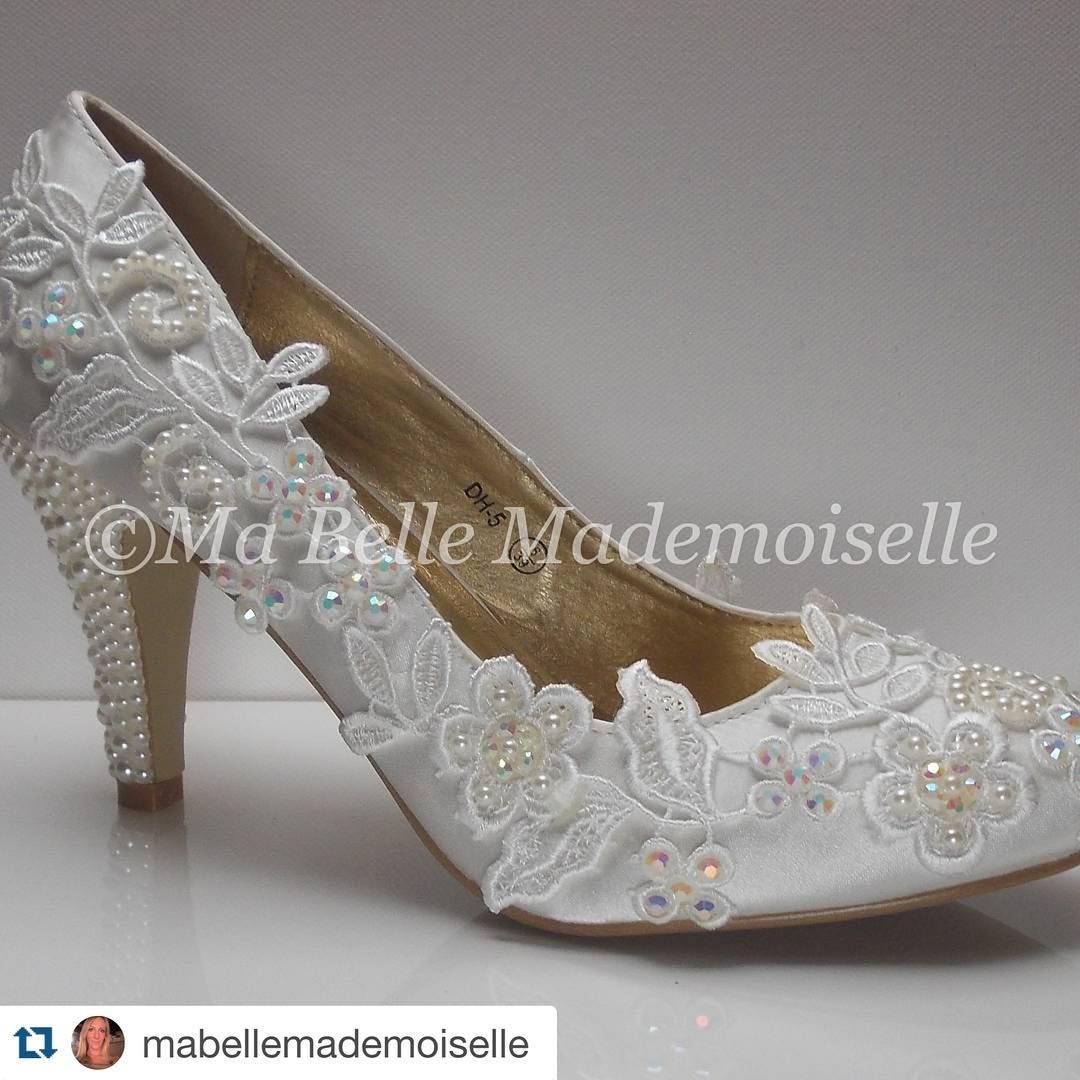 @mabellemademoiselle #hautecoutureshoes #bordado #broderie #embroidery #ricamo