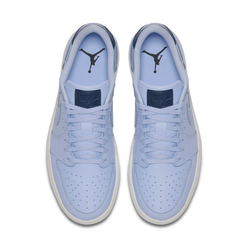 quality design e83d1 47df6 Air Jordan 1 Retro Low OG Women s Shoe - Blue