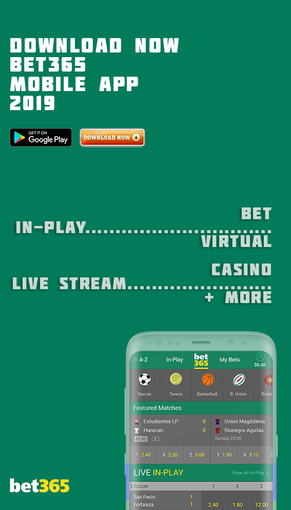 Bet365 Mobile Android App Mobile app, App, Android apps