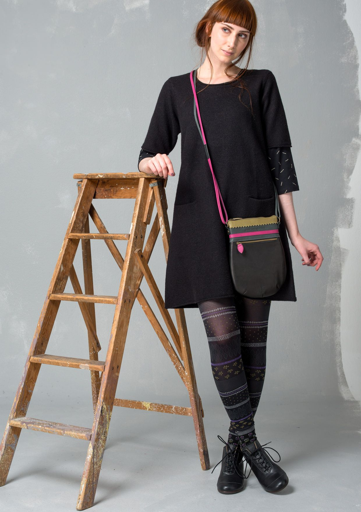 """""""Ingeborg"""" leggings in microfabric – Accessories – GUDRUN SJÖDÉN – Webshop, mail order and boutiques 