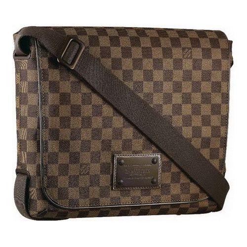 e00b2a5e76e7 Men Louis Vuitton Bags Brooklyn Coffee MM N51211