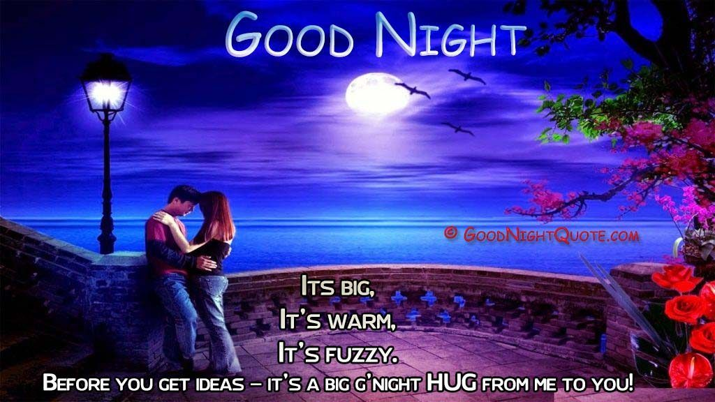 Good Night Romantic Beautiful 3d Love Wallpaper Good Night Quotes
