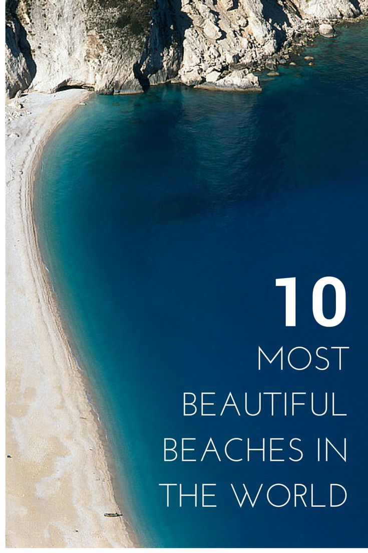 Top 10 Island Beaches for Relaxing