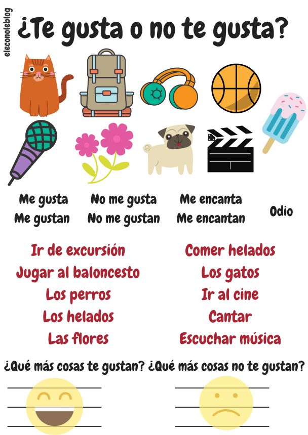 Actividades para niños | Spanisch, Spanisch lernen und Lernen