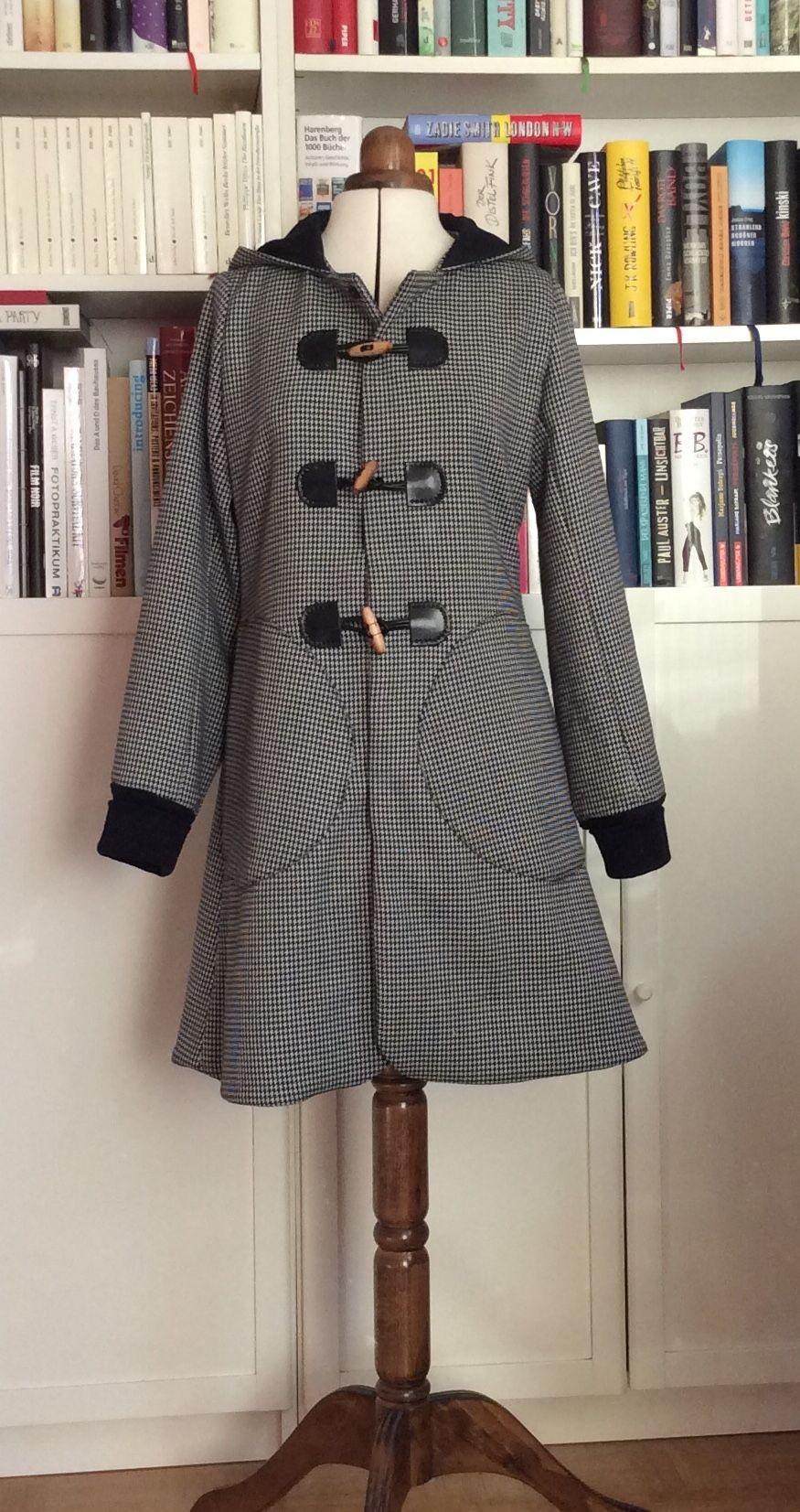Duffle Coat Burdastyle 01/2005 Pattern Design: Lin Beeser | My Style ...