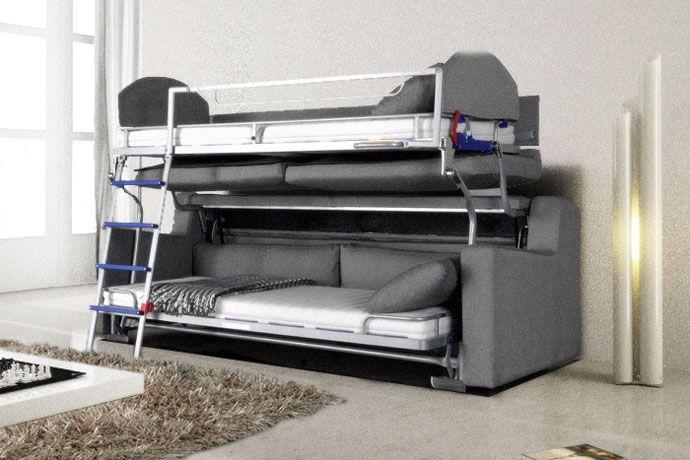 Siete claves para hacer mas grande tu casa sofas camas for Sofas camas cruces