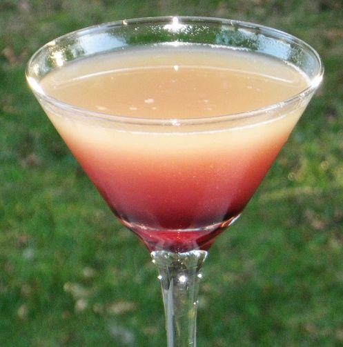 Valentine Cocktail: French Vanilla Martini