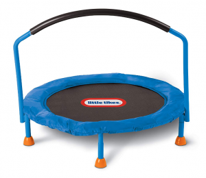 Trampoline For Girls Presents 3 Year Old Daughter Gifts Granddaughter Birthday Best Toys