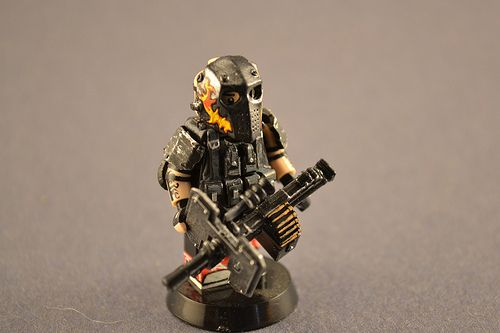 Army Of Two Ish Custom Lego Minifigures With Images Lego