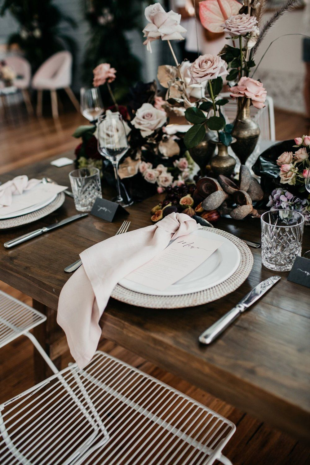 Wedding Place Setting Ideas And Inspiration Wedding Place