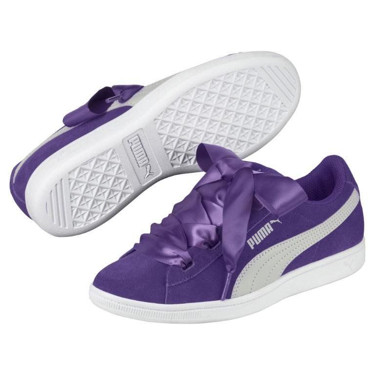 005a79f7c3ee We ve added new Puma Vikky Ribbon JR Sneakers at our store. Check it