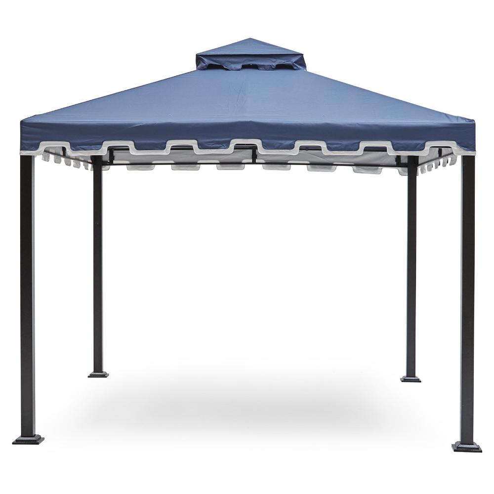 Belham Living Grant Park 10 X 10 Ft Greek Key Gazebo Walmart Com Gazebo Gazebo Canopy Canopy Outdoor