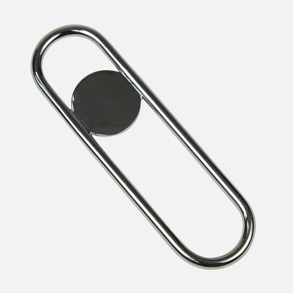 Disco Modern Bottle Opener Chrome Nickel Silver Designed By Loris Jaccard And Livia Lauber Minimal Geometric Bottle Opener Chrome Beer Bottle Opener