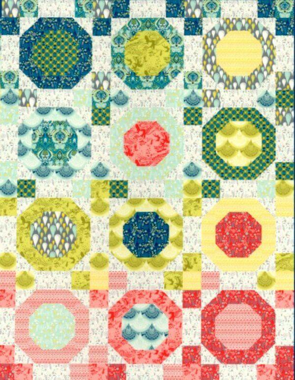 Tula Pink Pattern - Snow Globes Quilt | Pink patterns, Globe and Snow : globe quilt - Adamdwight.com