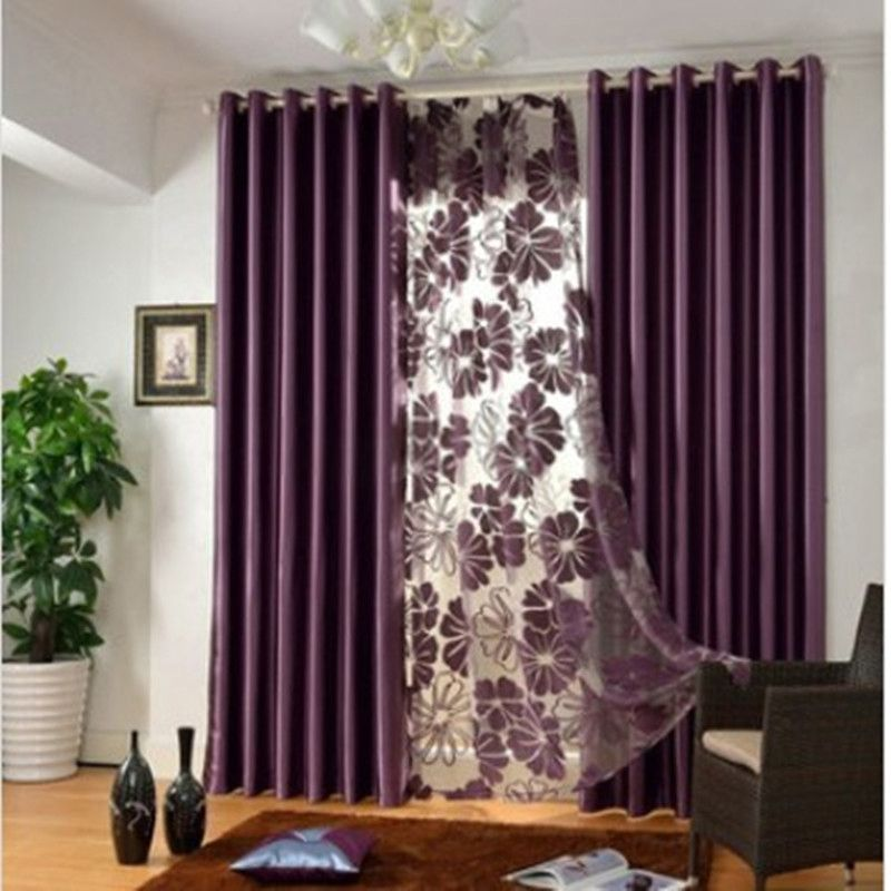Image Result For Royal Purple Curtains