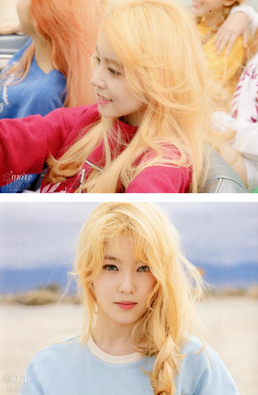 Red Velvet (Irene) - Ice Cream Cake   cr: http://fyeah-redvelvet.tumblr.com/post/118791085957/cr-smorekiss-12