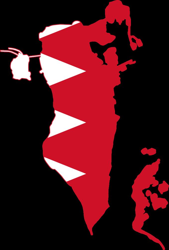 Flagmap Of Bahrainsvg Bahrain Pinterest Flags - Oman map png