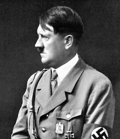 Hitler in September, 1933.