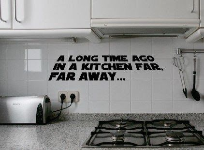 Star Wars Kitchen Star Wars Kitchen Kitchen Wall Stickers Star