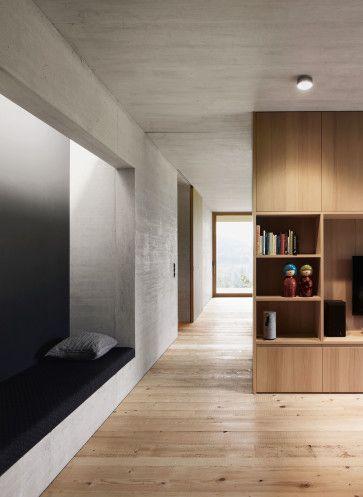 Haus Des Jahres, Callwey, Adolf Bereuter, Bernardo Bader Architekten, Haus  Kaltschmieden, Doren 65986