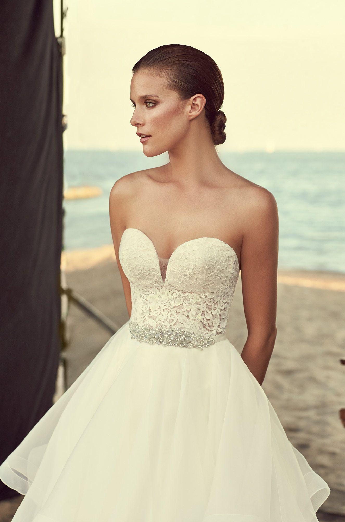 Strapless Corset Wedding Dress Style 2192 Wedding Wedding