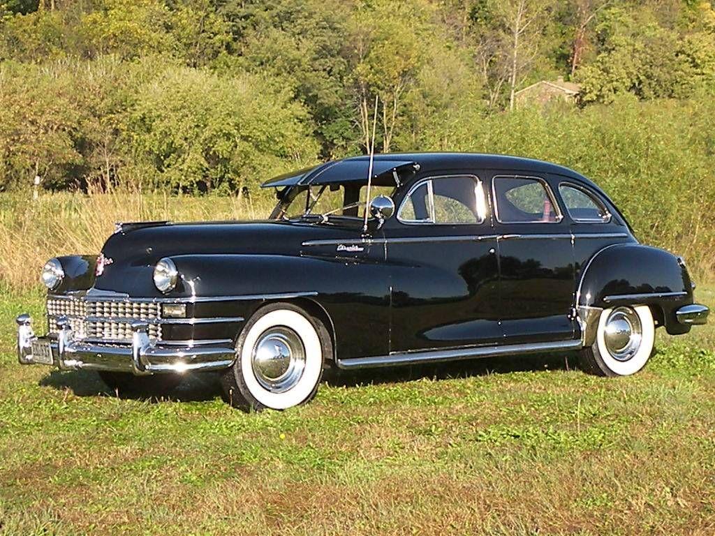 1947 Chrysler Windsor for sale #1913473 | Hemmings Motor News ...