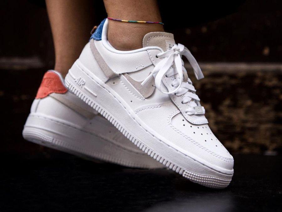 Faut-il acheter la Nike Air Force 1 '07 LX Inside Out 'White ...