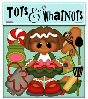 Tots & Whatnots (Gingerbread)  - Treasure Box Designs Patterns & Cutting Files (SVG,WPC,GSD,DXF,AI,JPEG)