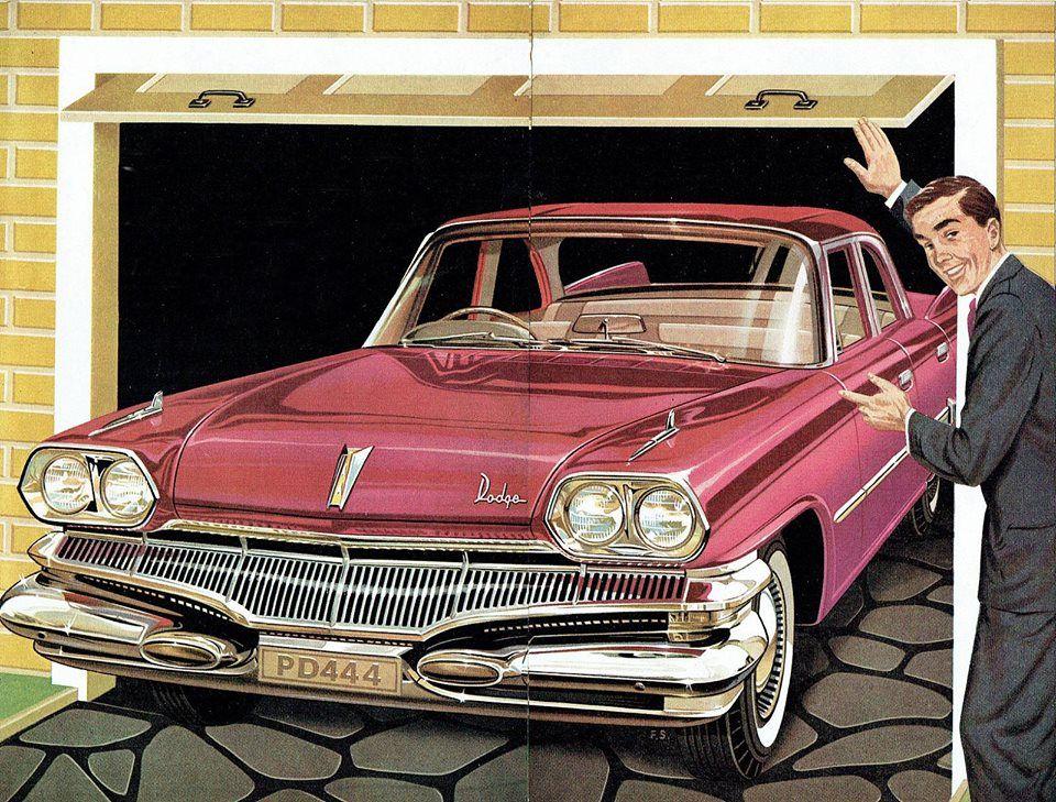 1960 Dodge Phoenix. https://en.wikipedia.org/wiki/Dodge_Phoenix https://www.youtube.com/watch?v=_zdXpBZhfaA