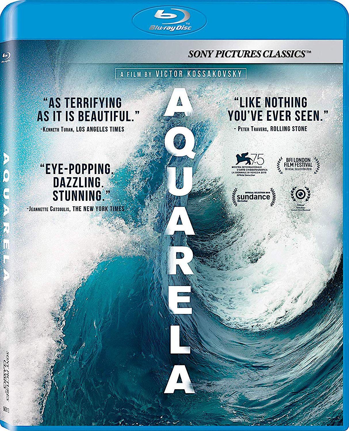 Aquarela Blu Ray Sony Pictures Classics Sony Pictures Classics