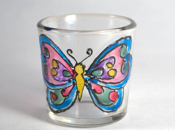Best out of waste 10 brilliant school project ideas for for Best glass painting designs