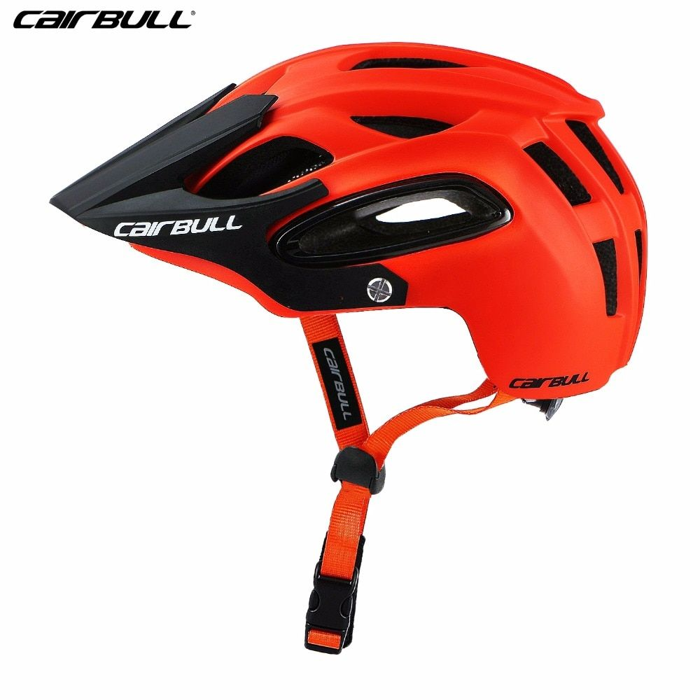 6 Color Adjustable Visor Bicycle Helmet Mtb Cycling Bike Safety Helmet Mountain Bike Sports In Mold Helmet Road Cycling Helmet Review Bicycle Helmet Cycling Helmet Mountain Bike Helmets