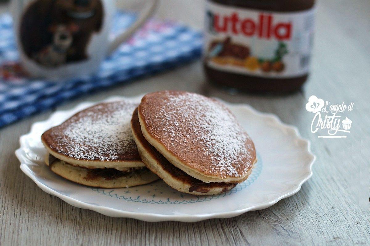 7dca8fa412d94b9bc303f15e3250b0c1 - Ricetta Pancake Con Nutella
