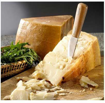 aged parmigiano reggiano - yum!